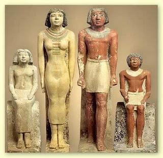 familia-egipcia