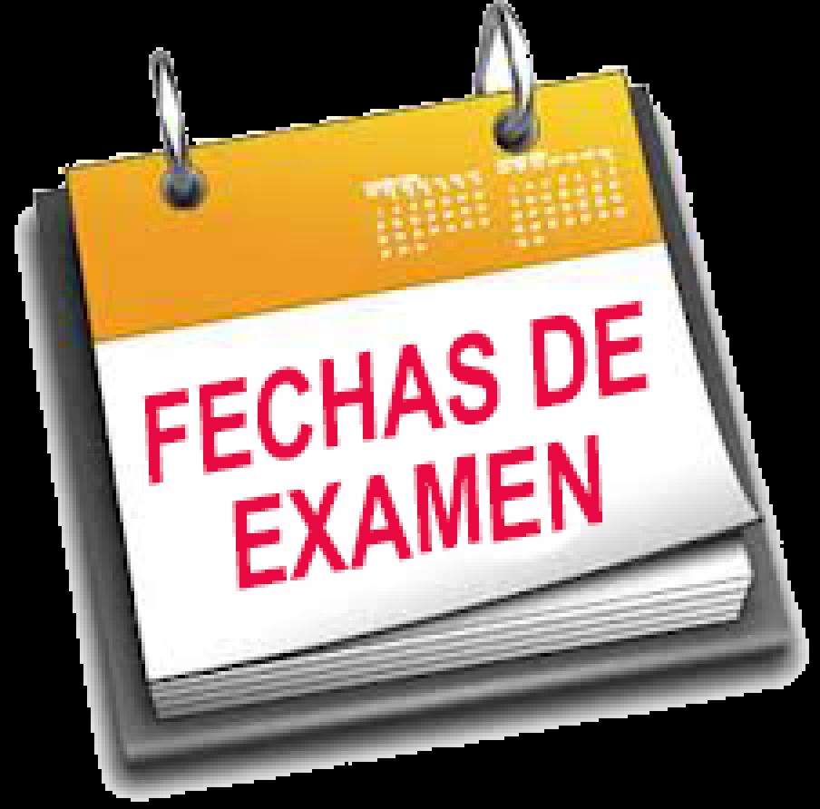 Calendario De Examenes.Calendario De Examenes De Septiembre 2018 Ies La Magdalena